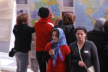 refugee women congress