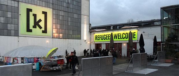 Flüchtlingskonferenz in Hamburg